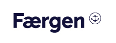 Færgen logo